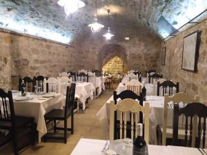 restaurante ubeda